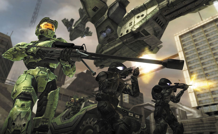 Team Learning: A Halo 2 Clan Story