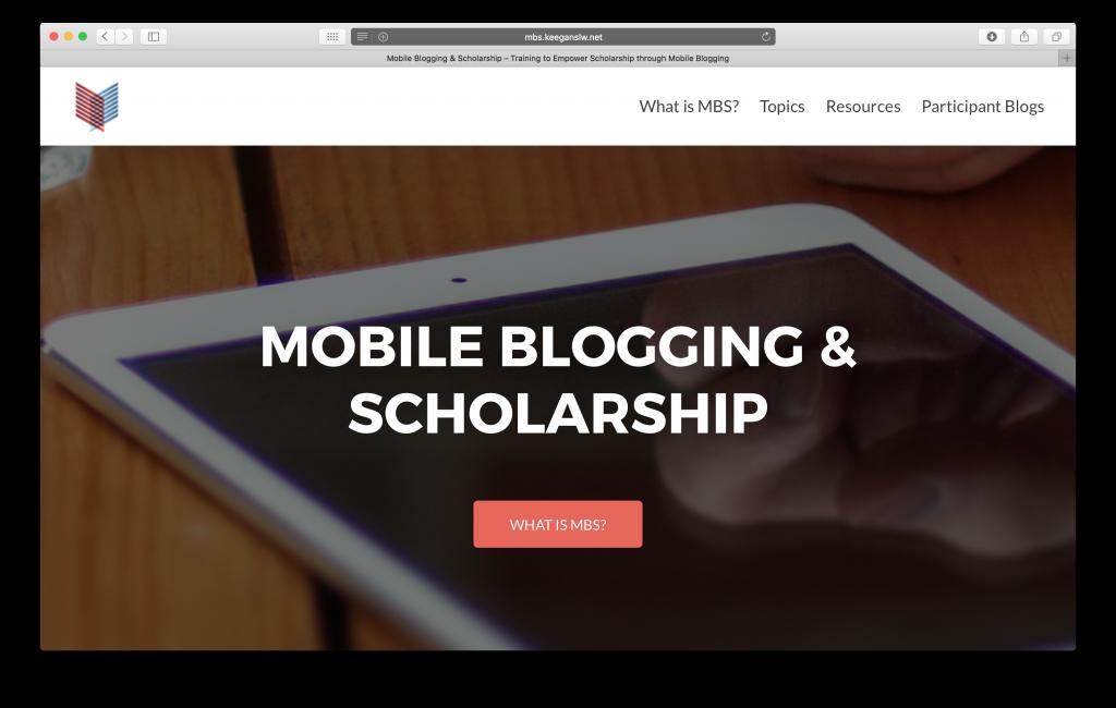 MBS FLC Site