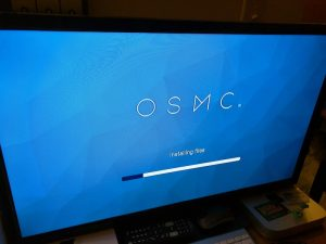 OSMC linux operating system installing on Gen 1 Apple TV
